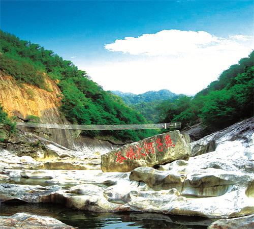 金寨县现有5a级景区一个,即:天堂寨景区;4a级景区六个,即:燕子河大